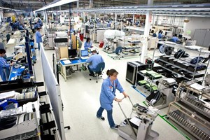 Manufacturing employment is a concern for EEF