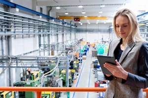 Vertical integration in the smart factory
