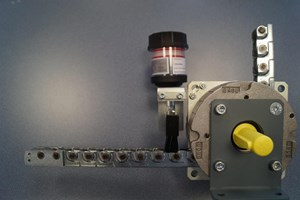 Fit-and-forget push-pull actuator