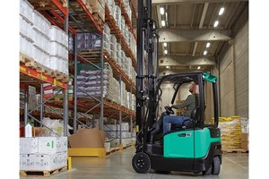 Intelligent and agile forklift